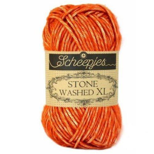 Scheepjes Scheepjes Stone Washed XL 856 Coral