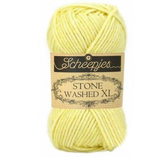 Scheepjes Scheepjes Stone Washed XL 857 Citrine