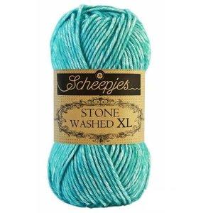 Scheepjes Stone Washed XL 864 Turquise