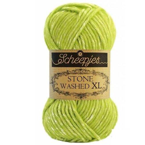 Scheepjes Scheepjes Stone Washed XL 867 Peridot