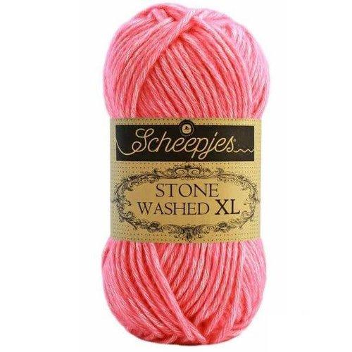 Scheepjes Scheepjes Stone Washed XL 875 Rhodochrosite