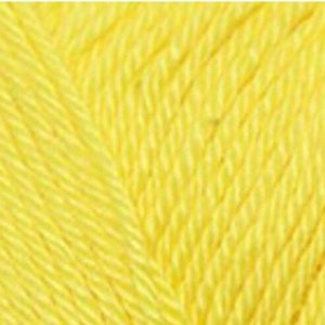 Yarn and Colors Must Have Minis 012 Lemon