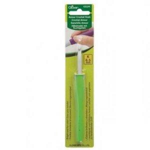 Clover Amour haaknaald 6,5mm groen