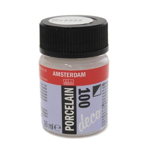 Amsterdam Amsterdam deco porcelain 100 Wit