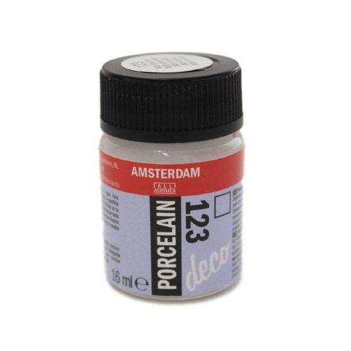 Amsterdam Amsterdam deco porcelain 123 Mat Kleurloos