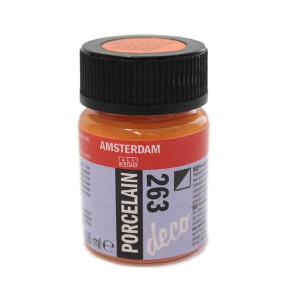 Amsterdam Amsterdam deco porcelain 263 Oranje Dekkend