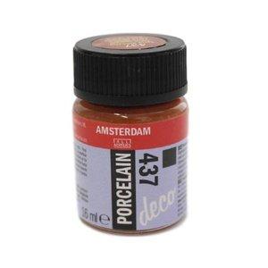 Amsterdam deco porcelain 437 Terra Dekkend
