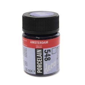 Amsterdam deco porcelain 548 Blauwviolet