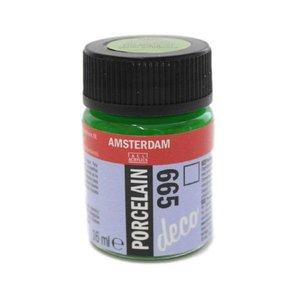 Amsterdam deco porcelain 665 Lentegroen