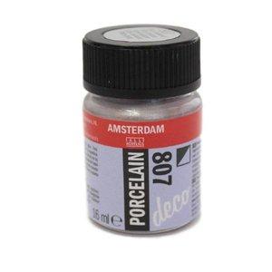 Amsterdam deco porcelain 807 Zilver Dekkend