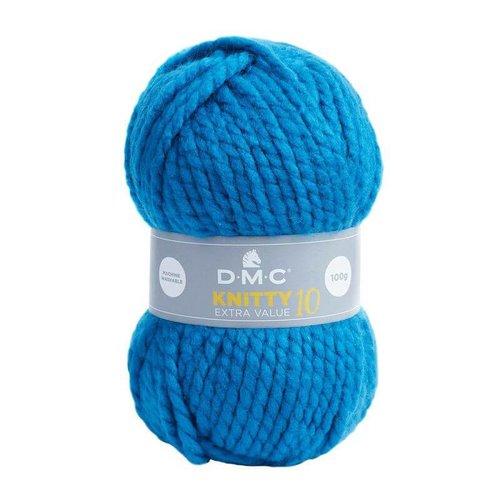 DMC DMC Knitty 10 740 petrol