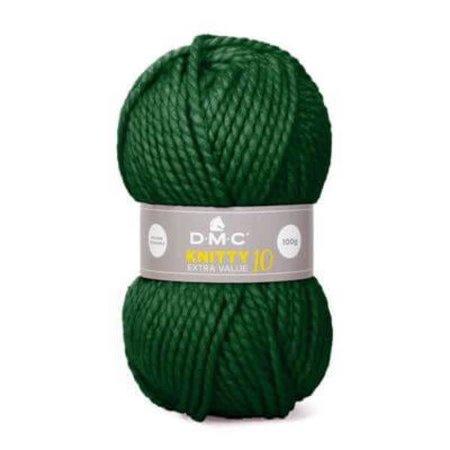 DMC Knitty 10 839 jagersgroen
