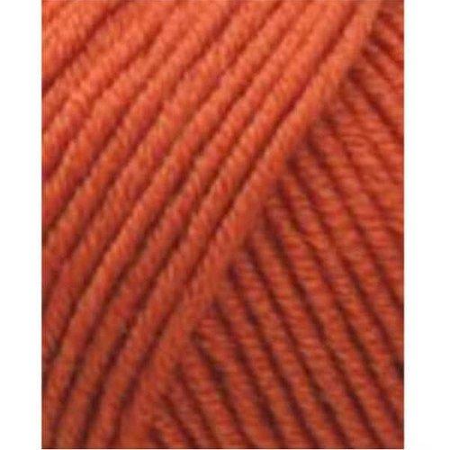 Lang Yarns Merino 120 159 mandarijn