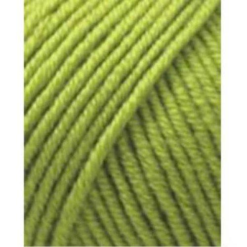 Lang Yarns Lang Yarns Merino 120 198 grasgroen