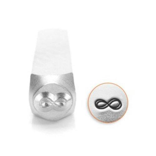 ImpressArt Slagstempel Infinity 6mm