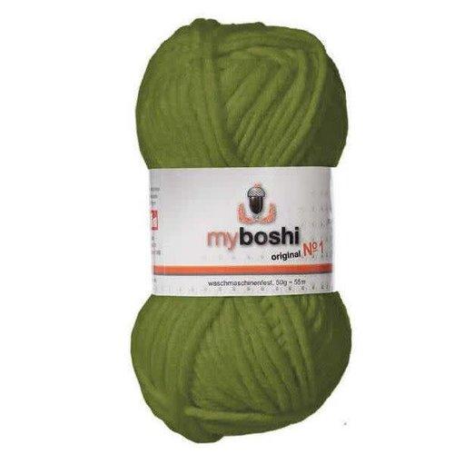 Myboshi Myboshi 125 Olijf