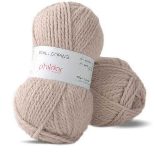 Phildar Phildar Phil Looping 022 Taupe