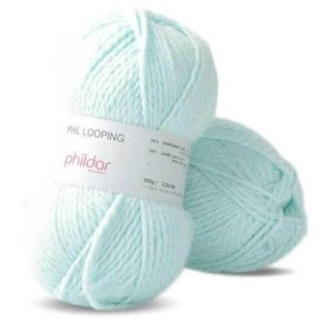 Phildar Phil Looping 024 Jade