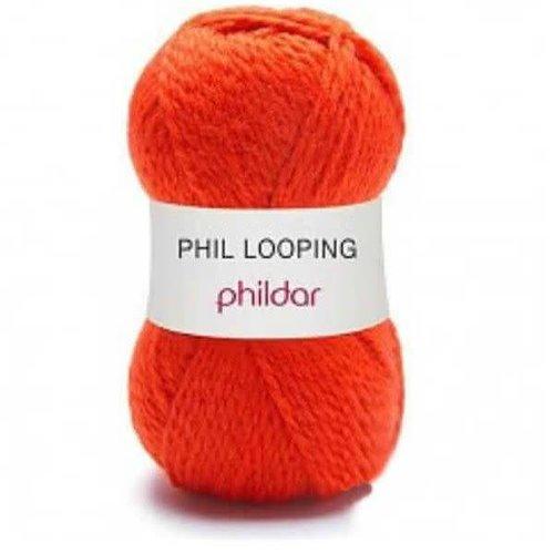 Phildar Phildar Phil Looping Vermillon