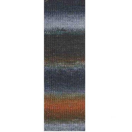 Lang Yarns Lang yarns Mille Colori Socks Lace Luxe 103 herfst