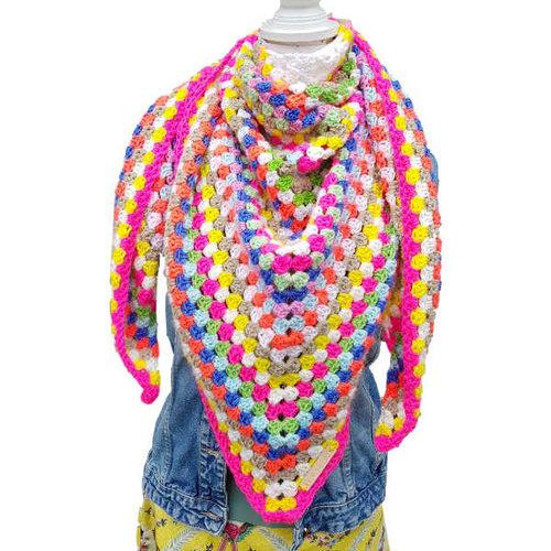 I ❤️ Neon sjaal