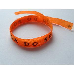 BonFim Lintjes Neon Oranje