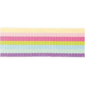 Tassen band pastel 40mm 2meter