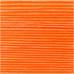 Neon oranje polyacryl 25 gr