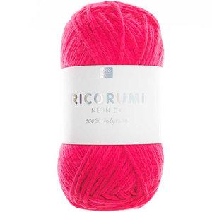 Neon roze polyacryl 25 gr