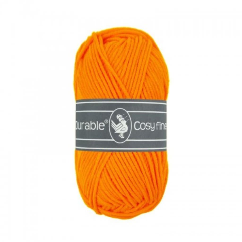 Durable Cosy Fine 1693 Neon Oranje