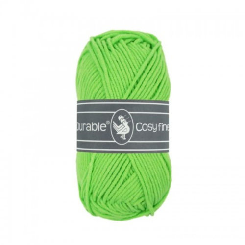 Durable Cosy Fine 1547 Neon Groen