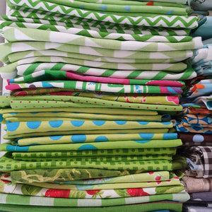 Mondkapje naaipakket groen
