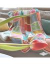 patroon Lente kleurtjes deken