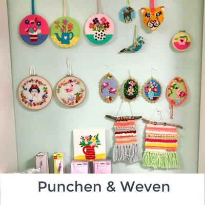 Punchen & Weven