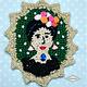 Frida camee patroon