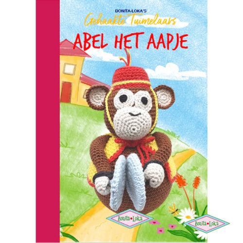 Abel het aapje Tuimelaar Patroonboekje