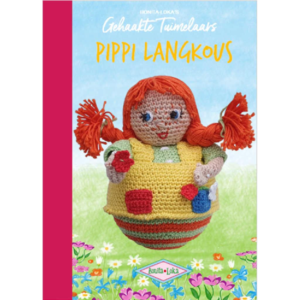 Pippi Langkous tuimelaar patroonboekje