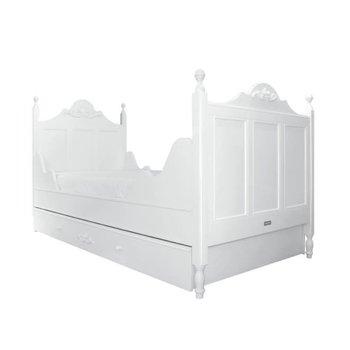Bopita Bopita Romantic Bed 90x200 Wit
