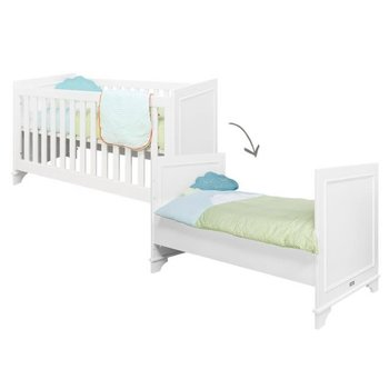 Bopita Bopita Charlotte Bed 70x140 Wit