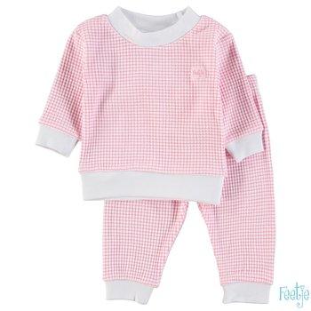 Feetje Feetje Pyjama Wafel Roze