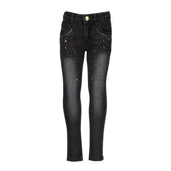 Le Chic Le Chic Strass Spijkerbroek