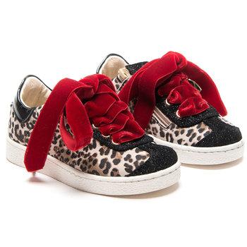 Monnalisa Monnlisa Tijger Sneakers