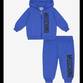 Moschino Moschino Joggingspak Blauw