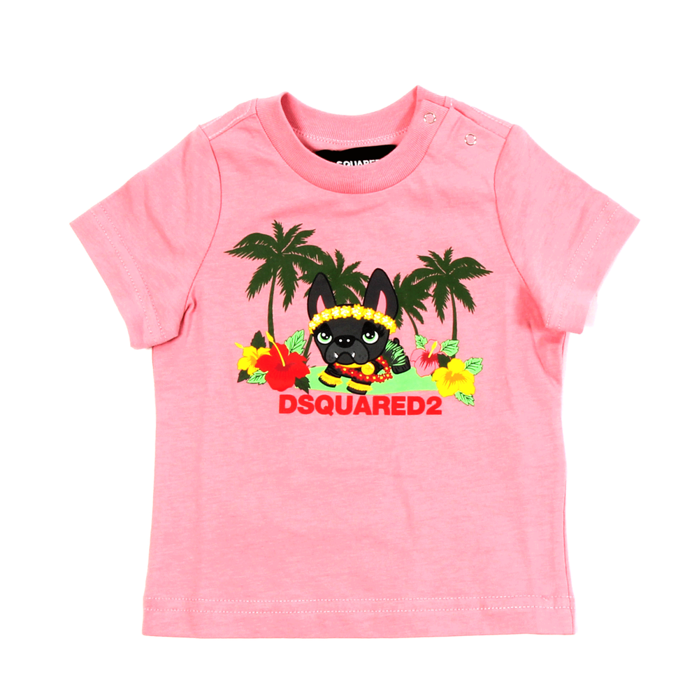 Dsquared2 Dsquared2 Tropical T-shirt