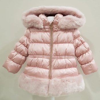 Baby A Baby A Winterjas Roze