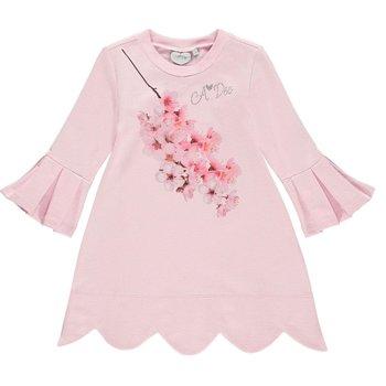 A Dee Adee Jurk Dawn Blossom Roze