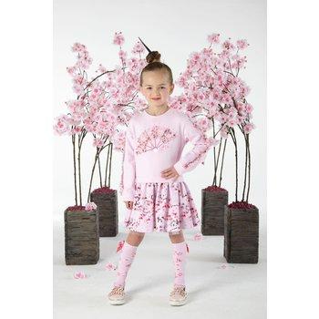 A Dee Adee Jurk Deena Blossom Roze