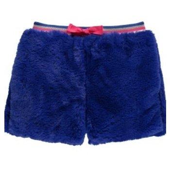A Dee Adee Teddy Short Shaz Blauw