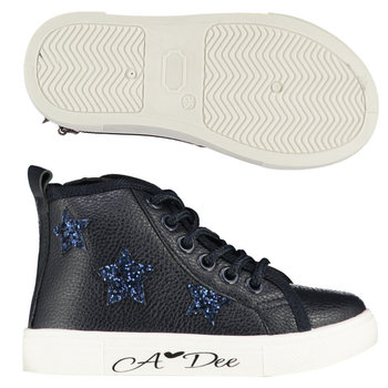 A Dee Adee Star Boots Donkerblauw