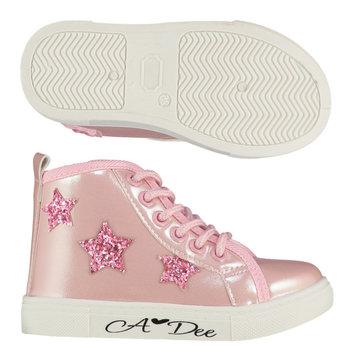 A Dee Adee Star Boots Roze
